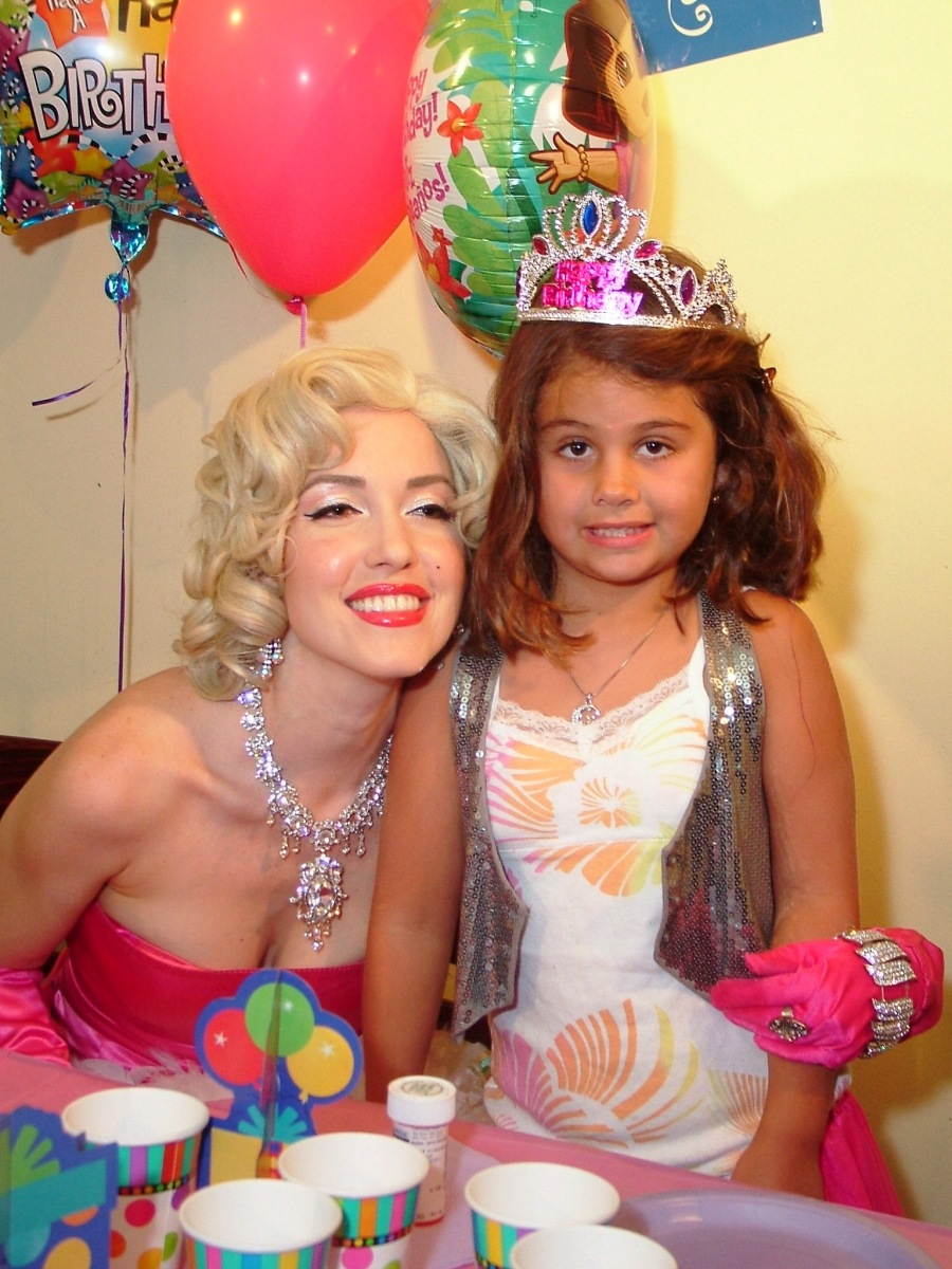 Marilyn Kids party