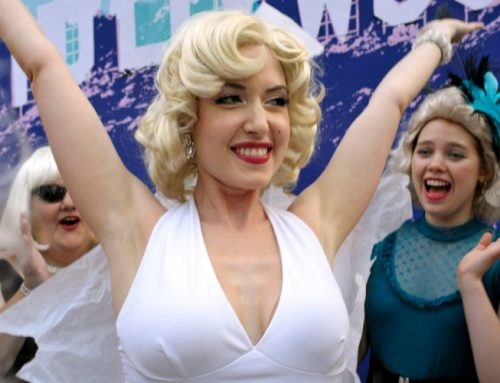 Becoming Marilyn: An Impersonator Talks About Life as Marilyn Monroe