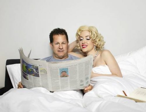 Toronto native Jamie Salter rebrands Marilyn Monroe